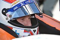 Charlie Kimball, Auto Club Speedway, Fontana, CA USA 8/30/2014