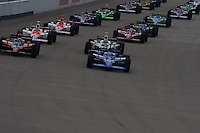 Firestone Indy 200, Nashville Superspeedway, Nashville, TN, USA, 7/14/2007
