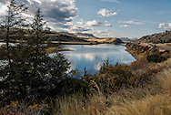 Fly Fishing, recreation, Missouri River, north of Holter Lake, Montana
