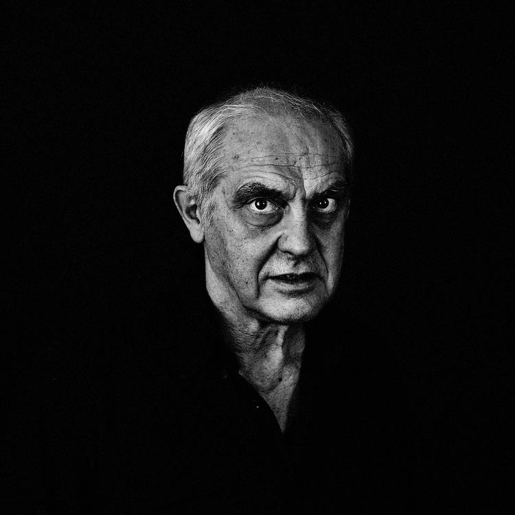 Jean-Louis Martinelli, metteur en scene et directeur du Theatre des Amandiers