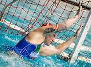 2017 Italy VS Spain Waterpolo Women