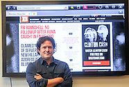 Larry Solov, president and CEO of Breitbart News.