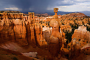 Thors Hammer, Bryce Canyon National Park in Utah.