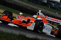 Enrique Bernoldi, Honda 200, Mid-Ohio Sports Car Course, Lexington, OH USA  8/9/08