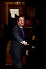 FEB 05 2013 David Cameron and Joe Biden US Vice President at No10