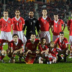 061114 Wales v Liechtenstein