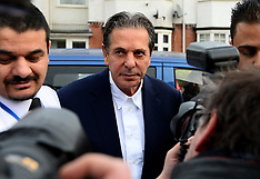 NOV 29 2013 Charles Saatchi gives evidence at Isleworth Court