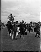1961 - Irish Derby at the Curragh Racecourse, Co. Kildare