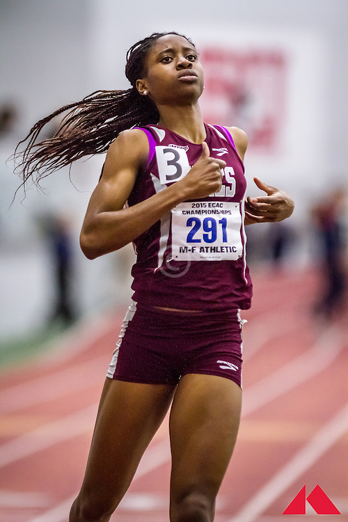 ECAC Indoor Champs, womens 200 , Umunakwe, Dypna           FR Maryland-Eas