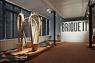 Particule 14 : Brique it ! Exposition du 10 au 22 septembre 2012 au Lieu du Design