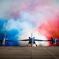 2011/11 Dernière de la Patrouille de France