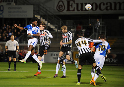 Ellis Harrison - Mandatory byline: Neil Brookman/JMP - 07966 386802 - 20/10/2015 - FOOTBALL - Memorial Stadium - Bristol, England - Bristol Rovers v Notts County - Sky Bet League Two