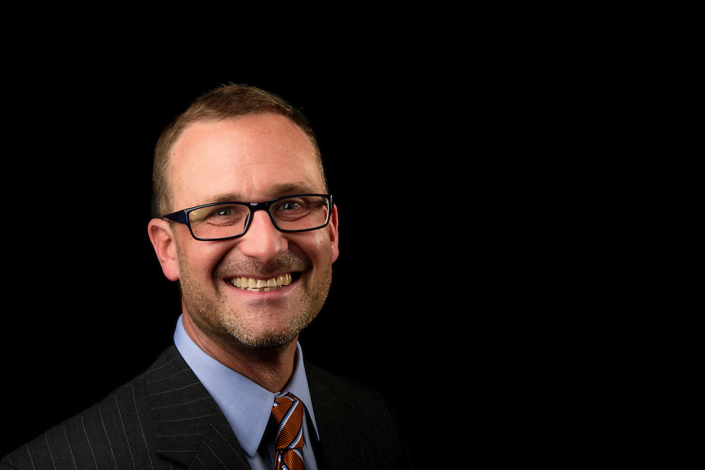 Towson, Maryland - January 03, 2017: Ryan Imbriale is the executive director of the Department of Innovative Learning for Baltimore County Public Schools.<br /> <br /> CREDIT: Matt Roth
