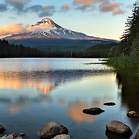 Mount Hood 7 PM