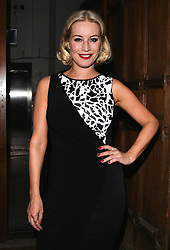 Sweet Charity In Concert final performance at Cadogan Hall, Sloane Terrace, London on Saturday 22 August 2015