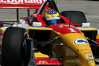 Sebastien Bourdais, Champ Car