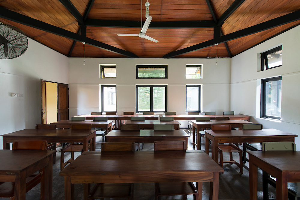 Ladies&rsquo; College Vocational Training Centre - 1982<br /> 27th Lane, off Inner Flower Road,<br /> Colombo, Sri Lanka