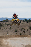 2007 ITP Quadcross, Round #2 held at Verde Valley MX Park outside of Cottonwood, AZ.