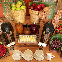 Coffee Break Set Up at Capella Pedregal