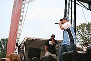 June 17, 2006; Manchester, TN.  2006 Bonnaroo Music Festival. Cypress Hill performs at Bonnaroo 2006.  Photo by Bryan Rinnert