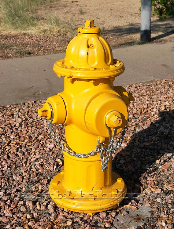 Yellow Hydrant.