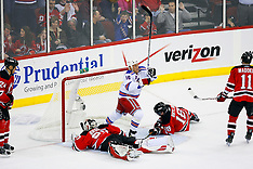 April 9, 2008: NHL Eastern Conference Playoffs - New York Rangers at New Jersey Devils