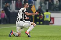 Torino - Serie A 201617 - Serie A 15a giornata - Juventus-Atalanta - Nella foto: Giorgio Chiellini - Juventus