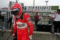 Helio Castroneves, Indy Japan 300, Twin Ring Motegi, Motegi, Japan, 4/22/2006