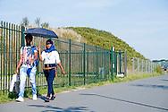 TER APEL - Reportage aanmeldcentrum Ter Apel het dagelijks leven in en rondom het azc ter apel . Reportage aanmeldcentrum Ter Apel het dagelijks leven in en rondom het azc ter apel . Asielzoekers bij aanmeldcentrum Ter Apel. Volgens recente cijfers van het ministerie van Veiligheid en Justitie is de stroom asielzoekers - na een piek rond de jaarwisseling - in de loop van dit jaar steeds verder gedaald.  COPYight robin utrecht<br /> 2016    aanmeldcentrum    aanmeldingen    aanmeldpunt    aantal    apel    asielbeleid    asielprocedure    asielzoeker    asielzoekerscrisis    asielzoekersmeldpunt    beleid    bescherming    bewegwijzering    bord    close    close-up    closeup    daling    eu-lid    europa    europees    europese    europeseunie    holland    hulp    humaan    humanitair    humanitaire    immigratie    ind    internationaal    lid    lidstaat    locatie    maatschappelijk    maatschappelijke    maatschappij    meldcentrum    meldpunt    mensenrechten    migratie    migratiecrisis    naturalisatiedienst    nederland    nederlands    oorlogsvluchtelingen    opvang    pijl    politiek    politieke    recht    rechten    registratie    registratielocatie    registreren    reportage    richting    route    sociaal    sociale    tekst    ter    terugkeerlocatie    tevens    unie    up    veilig    vluchtelingen    vluchtelingenbeleid    vluchtelingencrisis    vluchtelingenopvang    vluchtelingenprobleem    vluchtelingenstroom    vreemdelingenbeleid    wegwijzer