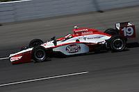 Mario Moraes, Iowa Corn Indy 250, Iowa Speedway, Newton, IA USA 22/6/08,