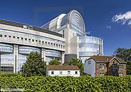 Europaeisches Parlament in Bruessel, Belgien
