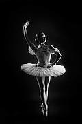 Photograph of Andanza's Ballet Academy dancer. (2013)