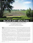 Chronogram, July 2015, Black Dirt Beauties, Page 26
