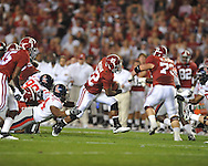 at Bryant-Denny Stadium in Tuscaloosa, Ala.  on Saturday, October 16, 2010. Alabama won 23-10.