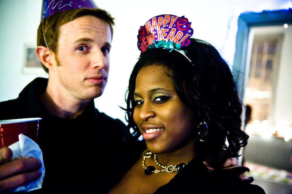 (Thursday January, 1 2009)..New Years Party at EMC!