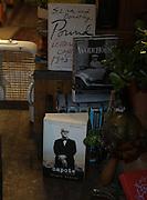 Paul's Book Shop, Madison, Wisconsin   window display