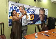 SAO PAULO - 06.09.2012. ANDREA MATARAZZO 45450. O candidato a vereador Andrea Matarazzo, participa de encontro com educadores da região da Brasilândia. São Paulo, Brasil, setembro 06, 2012. DANIEL GUIMARÃES
