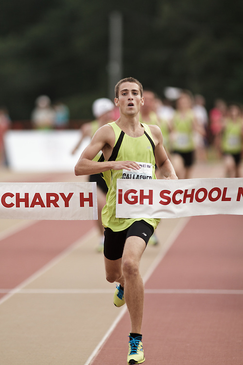Falmouth Road Race: The Cochary High School Mile, Boys, Gallagher wins