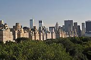 5th Avenue and Central Park, Manhattan, New York City, New York, USA