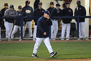 Ole Miss Head Coach Mike Bianco (5) at Oxford-University Stadium in Oxford, Miss. on Wednesday, March 9, 2010.