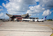 Jose Marti International Airport, Havana, Cuba.
