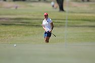 Ole Miss golfer Natalie Gleadall at the Rebel Intercollegiate held at the Ole Miss Golf Course in Oxford, Miss. on Saturday, April 2, 2011.