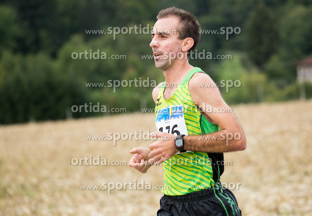 Mitja Kosovelj at 3. Konjiski maraton / 3rd Konjice marathon 2015, on September 27, 2015 in Slovenske Konjice, Slovenia. Photo by Vid Ponikvar / Sportida