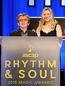 6/25/2015 - ASCAP 2015 Rhythm & Soul Awards - Show