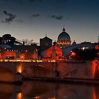 Rome, leisurely walk