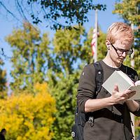 Fall, Campus Life, Brooke Sutton Photo