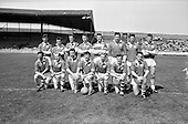 1963 - Kildare v Louth, Leinster Senior Football quarter final at Croke park [C254]
