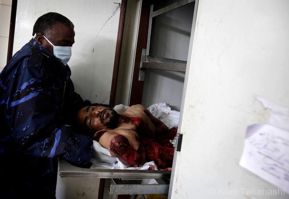 Libya war against Ghaddafi   Kuni Takahashi Photography