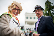 LOUISVILLE, KY - MAY 05: Scenes from Thurby at Churchill Downs on May 05, 2016 in Louisville, Kentucky.(Photo by Alex Evers/Eclipse Sportswire/Getty Images)
