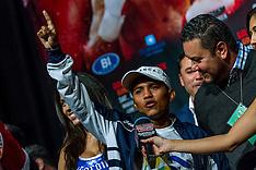 Roman Gonzalez vs Brian Viloria